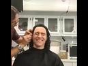Как гримировали Локи How to make up Loki