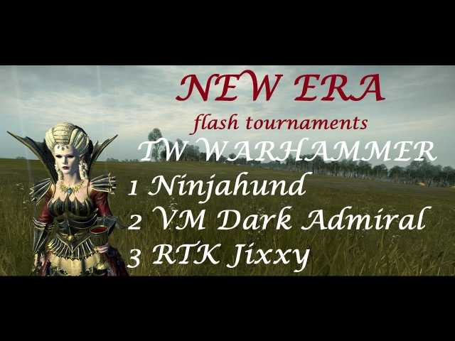 New Era TW Warhammer flash feat. VM Dark Admiral