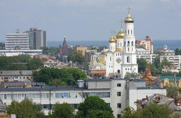 Поздравляем! Сегодня День города празднует Брянск.