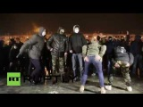 Ukraine: Watch as crowd attacks Ani Lorak gig in Kiev