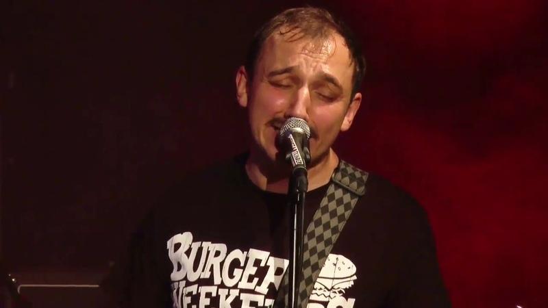 NEON BONE - live in Meppen 10.11.2018