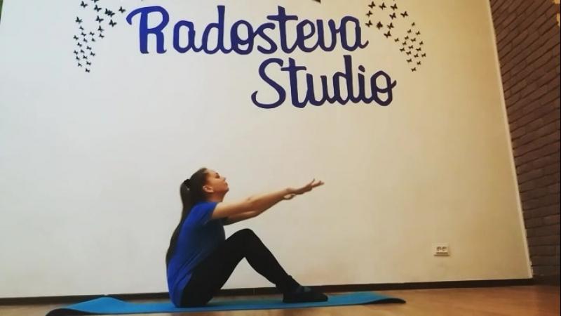 RadostevaStudio Скоро лето и уже пора позаботится о своей фигуре💪😽 1 неделя (качаем пресс) Но безусловно ко всем тренировкам,