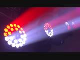 High power Led 28pcsX25w washbeamzoom light