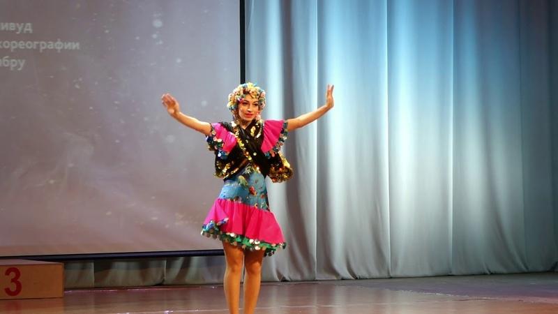 Гран при Новосибирска 78 Oriental Folk Афанасьева Алина 1 12 2018