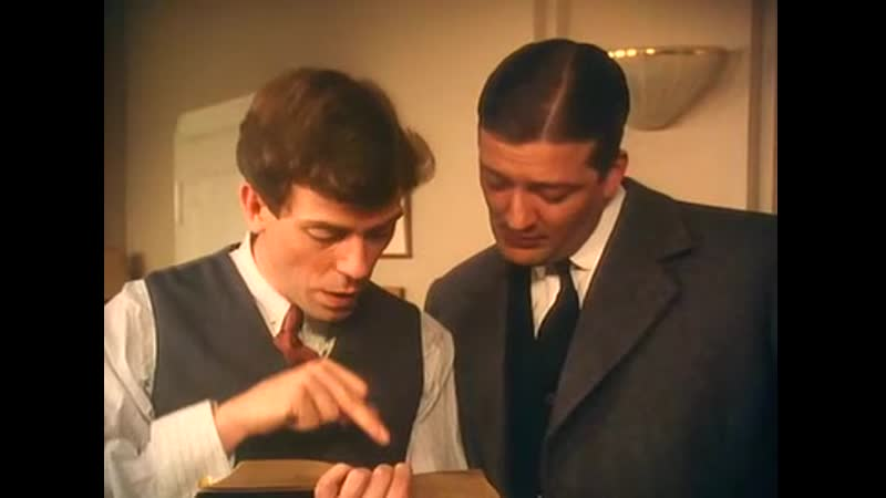 Дживс и Вустер / Jeeves and Wooster.s1e5.Will.Anatole.Return.to.Brinkley.Court.RUS