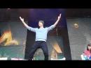 Comic Con Ukraine Bryan Dechart coin trick