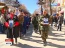Путин наградил убитого снайпером бойца самообороны Симферополя