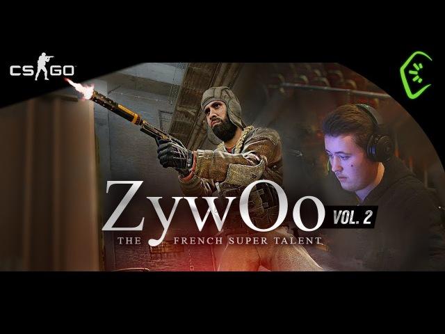ZywOo – The French Super Talent: Vol. 2 (CS:GO Fragmovie)