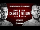 Jermall Charlo vs Julian Williams (Highlights)