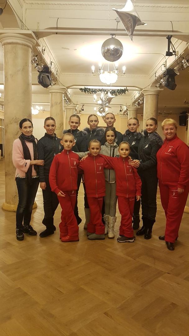 Воспитанники Хореографической школы г. Донецка стали победителями международного конкурса