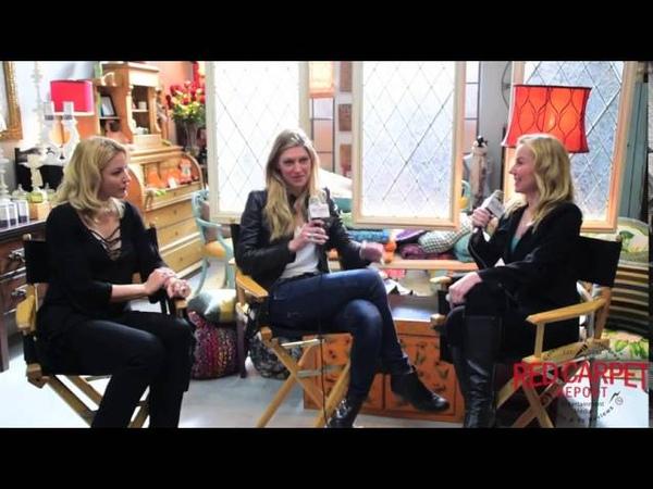 Tabrett Bethell Jes Macallan Mistresses Set Visit Season 4 Exclusive Interviews Mistresses