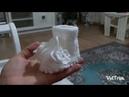 Şiş Örgü Tabanlı Bebek Patiği Yapımı