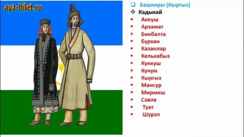 Кыргызская кровь у 7 тюркских наро дов. Тюркология. Востоковедение отт-1.mp4