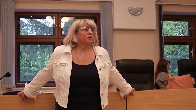 Полевая парадигма в гештальт подходе Юркович Светлана XIV Киевский гештальт интенсив