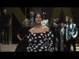 Monica Bellucci, Eva Herzigova and Carla Bruni for Dolce &amp Gabbana SS 2019