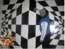 DIY Geometric Wall Painting Modern 3D Wall Decor 3D art