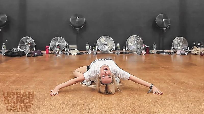 Tip Toe - Jason Derulo Nika Kljun Choreography 310XT Films URBAN DANCE CAMP