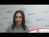 Отзыв Полины о кератиновом выпрямлении волос - Алёна Новакова - NOVAKOVA hair professional