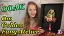 ООАК от GOLDEN FANG ATELIER / лучшая одежда для кукол/ обзор и распаковка / review