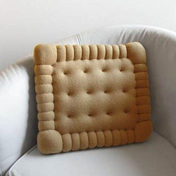 Подушка-печенюшка