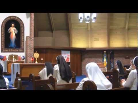 CHAPLET OF DIVINE MERCY (CHANTED)