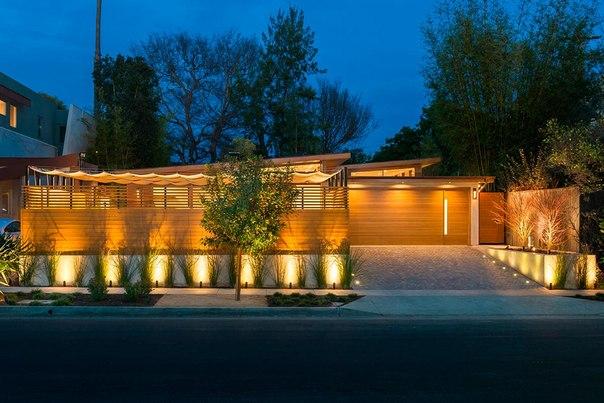 Архитектурная студия Kurt Krueger выполнила современный...