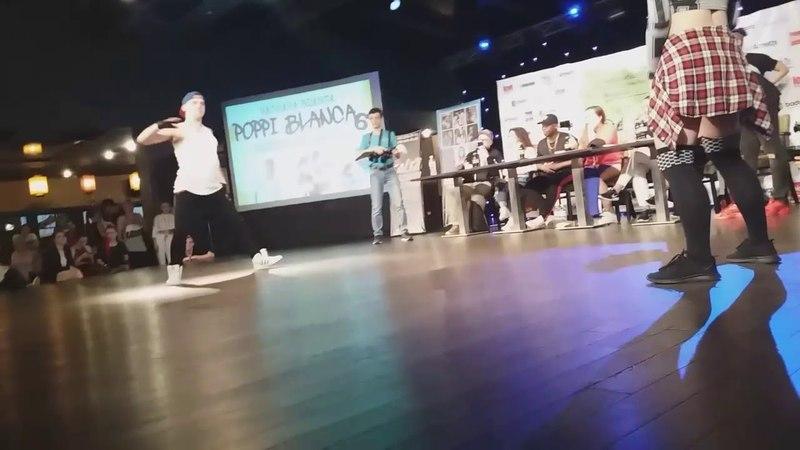 Reggaeton battle