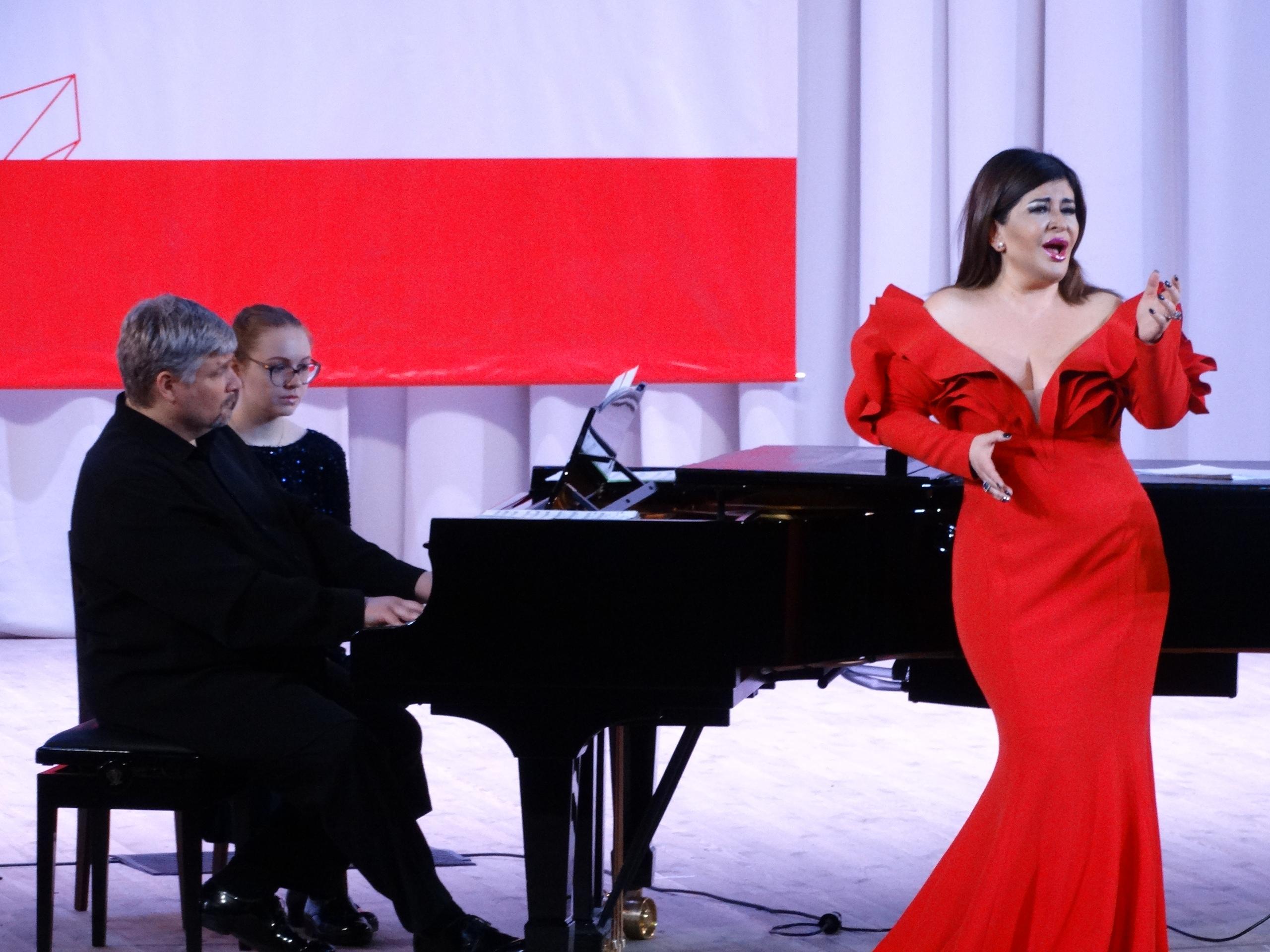 Концерт Вероники Джиоевой.