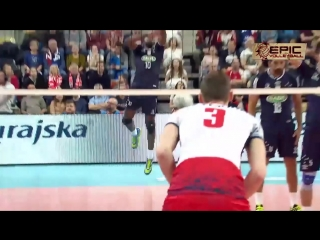 TOP 20 Best Volleyball Aces. Club World Championship.