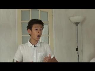 Lullaby - Eric le Rossignol (12 лет)