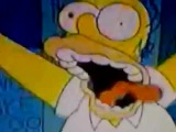 Гомер сошел с ума. (симпсоны)