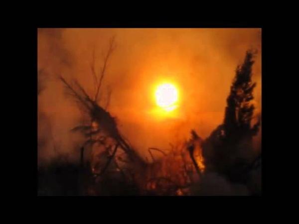 Die Nacht, als die Erde Feuer fing (Atemlos - Claudia Jung)