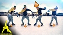 Freestyle Ice Skating Slalom Grapevine Tutorial