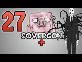 Обзор сериалов в майнкрафт: Слендермен