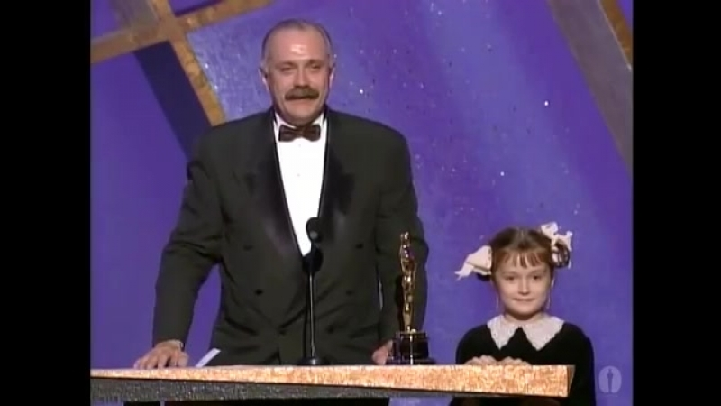 Burnt by the Sun - Wins Foreign Language Film 1995 Oscars