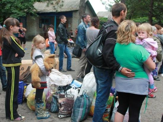 «Беженцам с Украины дадут квартиры в Ростовской области» или нет?