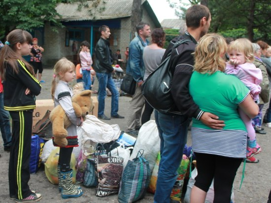 «Троянский конь» среди украинских беженцев под Таганрогом