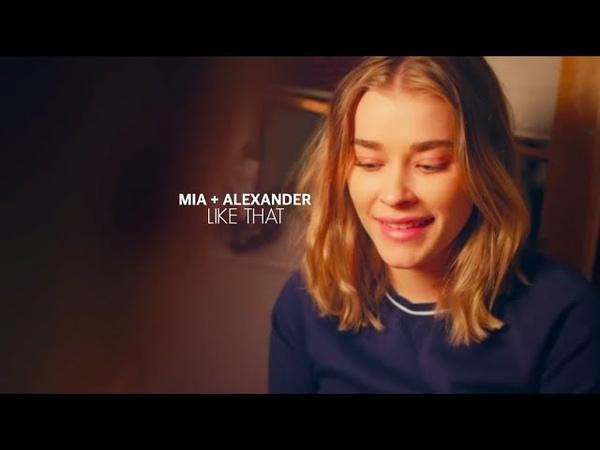 Mia alexander || like that [1x07]