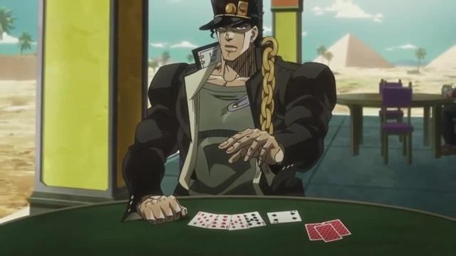 Jojo's bizzare casino