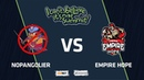 NoPangolier vs Team Empire Hope, Game 2, Group Stage, I Can't Believe It's Not Summit