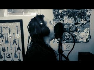 Vincent Matthews recording vocals for new album