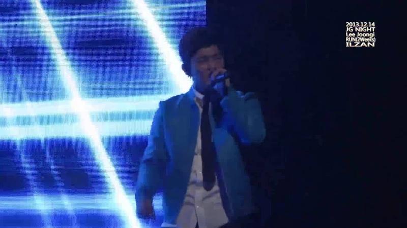 02. RUN (투윅스 OST) _ 이준기 Lee Joongi | 20131214 Lee Joongi Asia Tour JG NIGHT