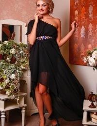 В контакте стильные платья