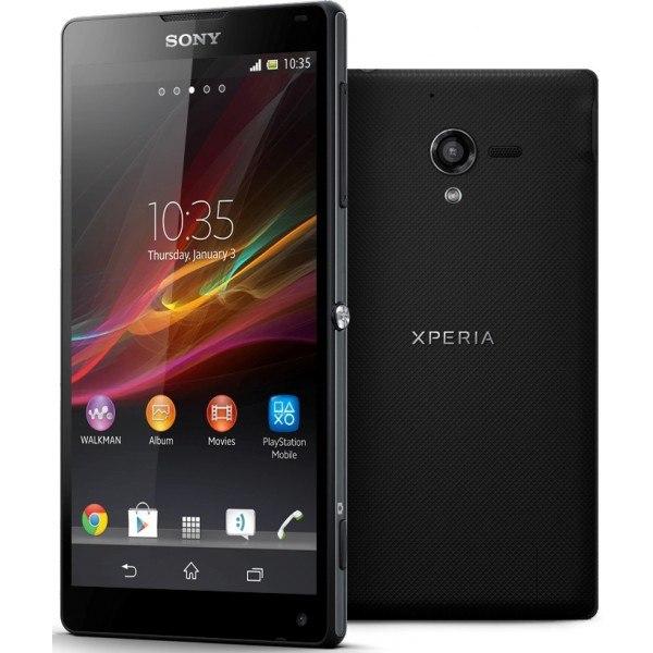 Продам Sony Xperia ZL в идеальном состоянии, 5 дюймов, на экране защитное с