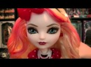 Ever After High Apple White Hat Tastic Party Doll Unboxing