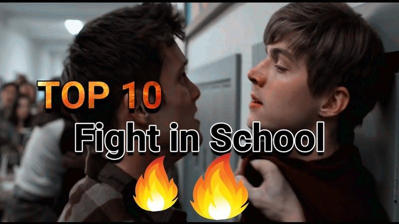 Top 10 School fight scenes in Movies 1