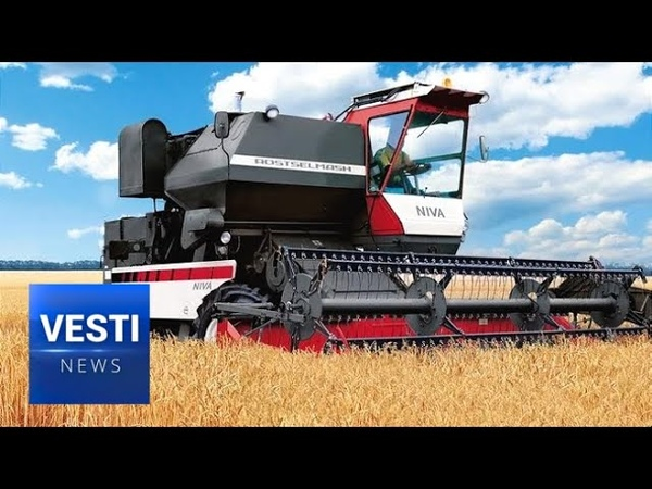 Russian Now Hacking America's Wheat Fields! New Harvest Threatens to Undermine US Market Hegemony