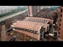 В России внедряется программа принудительного переселения из нормального жилья в халупы