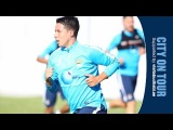 Dundee v City Pre-Season Friendly 13th July 2014