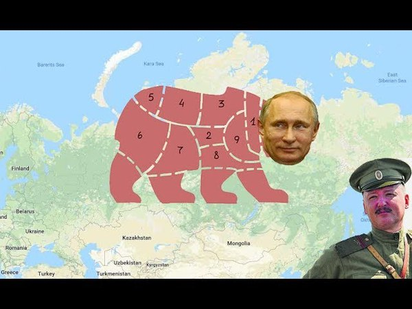Гиркин: Путин проиграл. Россиюшка обречена на развал.